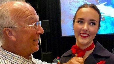Photo of Noel tatilinde hostes kızını yalnız bırakmamak için tüm uçuşlara bilet aldı