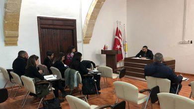 Photo of AB'ye proje sunan belediyelerle hazırlık toplantısı yapıldı