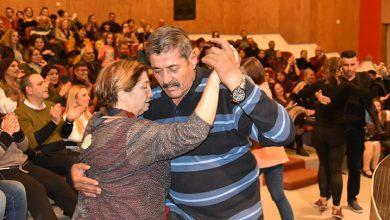 Photo of Lefkoşa Belediye Orkestrası, Tango Gecesi ile ayakta alkışlandı