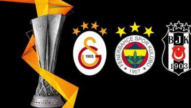 Photo of Türk takımların Avrupa Ligi'ndeki muhtemel rakipleri!
