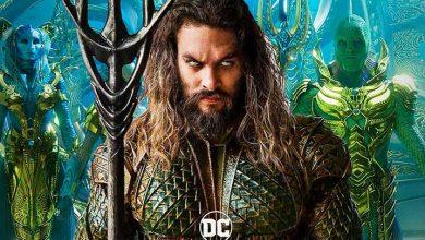 Photo of Aquaman sinema tarihine geçti