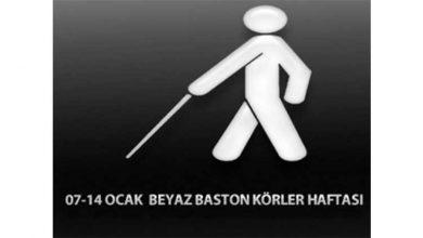 Photo of 7-14 Ocak Beyaz Baston Görme Engelliler Haftası