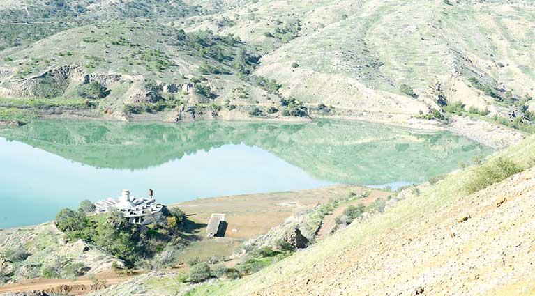 cmc barajı
