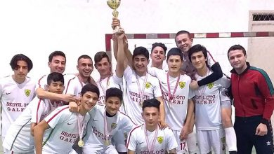 Photo of Futsalda şampiyon LTL