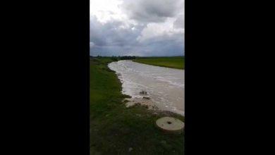 Photo of Aslanköy-Paşaköy yolu sel nedeniyle trafiğe kapatıldı