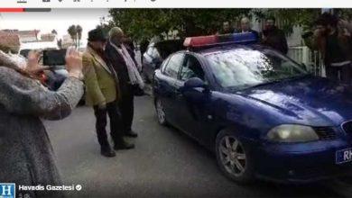 Photo of Halil Karapaşaoğlu ceza evine gidiyor