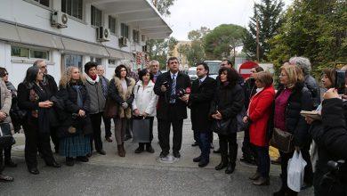 Photo of İki Toplumlu Öğretmenler Platformu karşılıklı okul ziyaretlerini sürdürüyor