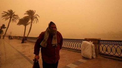 Photo of Mısır'da kum fırtınası 5 can aldı