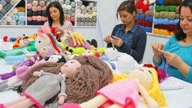 Photo of Kanser hastası çocuklar için organik oyuncak yapıyorlar