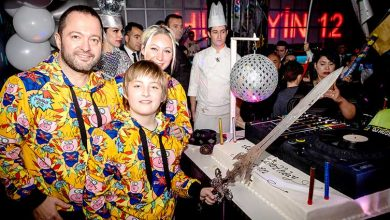 Photo of Bozoğlu'na disko tadında parti