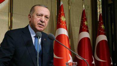 Photo of Erdoğan'dan Akıncı'nın sözlerine tepki