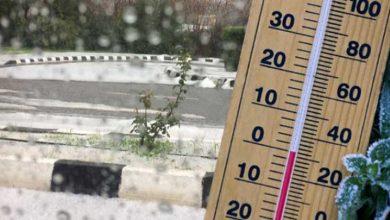 Photo of Kıbrıs'ta yılın en soğuk günü