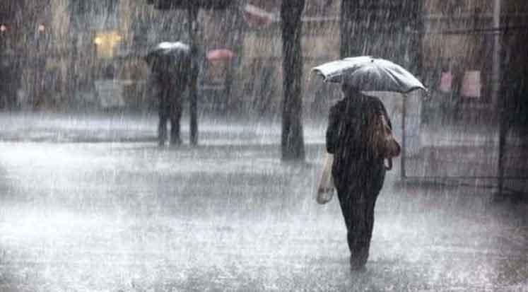 sağanak - yagmur-hava durumu