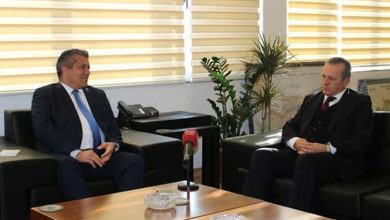 Photo of Ataoğlu ve Arter Gazimağusa'yı konuştu