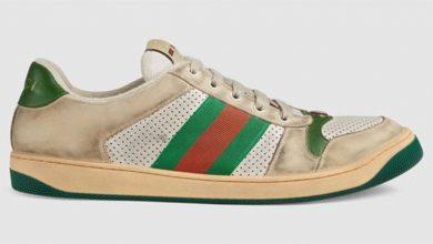 Photo of Gucci 'kirli ayakkabıları' 4600 TL'ye satışa çıkardı