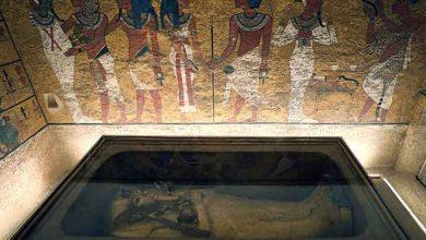 Photo of Tutankamon'un mezarı ziyarete açıldı