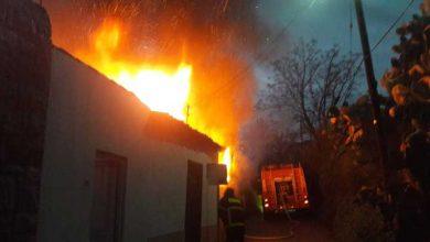 Photo of Lefke'de ev yangını