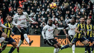 Photo of Fenerbahçe'den geri dönüş: Beşiktaş 3-3 Fenerbahçe