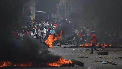 Photo of Haiti'deki bir hapishanenin tüm mahkumları kaçtı