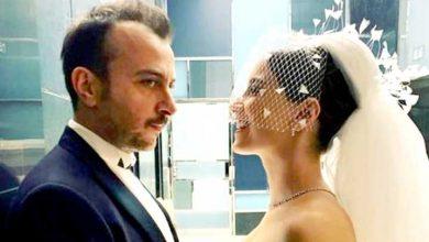 Photo of Hazal Kaya ve Ali Atay evlendi
