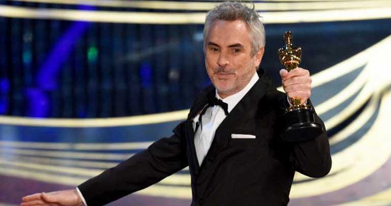 Oscar - Alfonso Cuaron - Roma