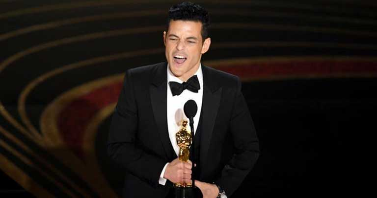 Oscar - Rami Malek