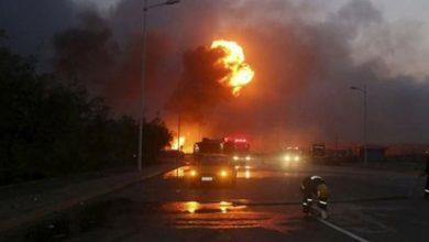 Photo of Çin'de fabrika'da patlama: 7 ölü, 5 yarali