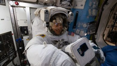 Photo of Astronotlar Uzay yürüyüşüne çıktı