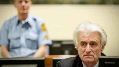 Photo of Bosna Kasabı Radovan Karadzic'in temyiz kararı açıklanıyor