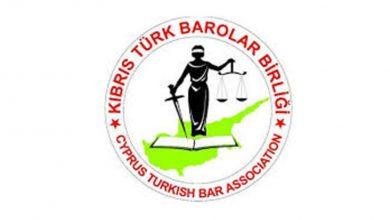 Photo of Barolar Birliği'nden çağrı: Mahkemelere çıkmayın