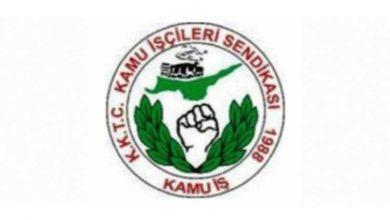 Photo of KAMU-İŞ yarın yapacağı grevi kaldırdı