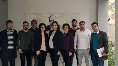 Photo of KTOEÖS yetkilileri Demokrat Partiyi ziyaret etti