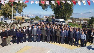 Photo of Aydınköy Malya Şehitleri törenle anıldı