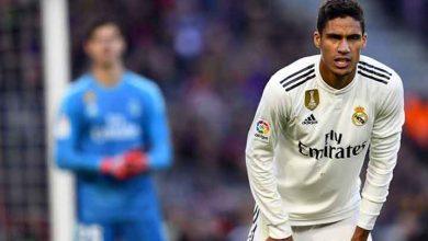 Photo of Real Madrid'de bir ayrılık daha