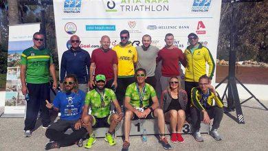 Photo of Ares triatloncuları Ayia Napa'da sezonu açtı
