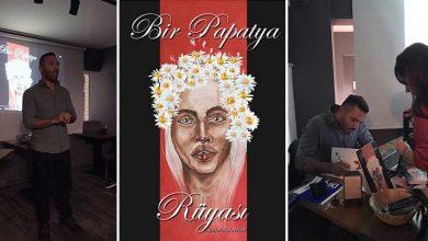 """Photo of """"Bir Papatya Rüyası"""" kitabının tanıtımı ve imza günü yapıldı"""