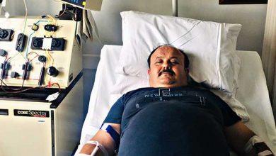 Photo of Donör Turgay Arslan Türkiye'de ilik nakli bekleyen hastaya bağışta bulundu