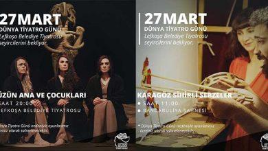Photo of Lefkoşa Belediye Tiyatrosu 27 Mart Dünya Tiyatro Günü Bildirisi