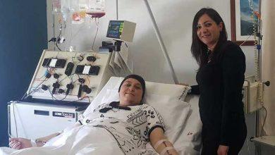 Photo of Donör Hikmet Uslu'dan, Hollanda'daki hastaya uzanan yardım eli