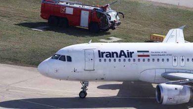 Photo of İran'da yolcu uçağı alev aldı; 100 yolcunun tamamı tahliye edildi