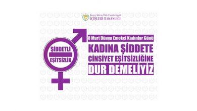 Photo of Kadın mahkûm ve tutuklulara yönelik Kadınlar Günü  etkinliği