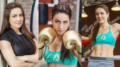 Photo of Kazak boksör Şaripova: Putin'le maç yapmak, Playboy'a poz vermek istiyorum