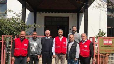 Photo of Kuzey Kıbrıs Thalassaemia Derneği Kuzey Kıbrıs Türk Kızılayı'nı ziyaret etti