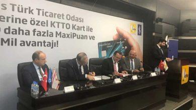 Photo of KTTO ile İş Bankası arasında protokol imzalandı