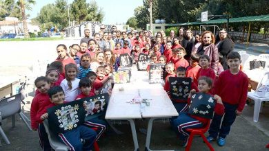 Photo of Öğrenciler üretti aileler gururlandı