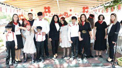 Photo of Özel eğitimde özel kutlama