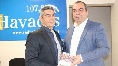 """Photo of """"Sırlar Adası"""" romanı yayımlandı"""