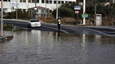 Photo of Güney Lefkoşa yarım saatlik yağışın ardından  sulara gömüldü