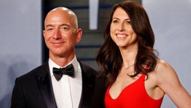 Photo of Dünyanın en zengin kişisi Jeff Bezos ile roman yazarı eşi MacKenzie Bezos 35 milyar dolarlık anlaşmayla boşandı