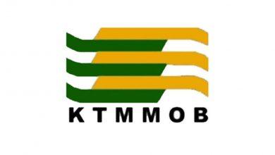 """Photo of KTMMOB'dan """"Şehir Parkı ve Yeşil Alan"""" projesiyle ilgili açıklama"""